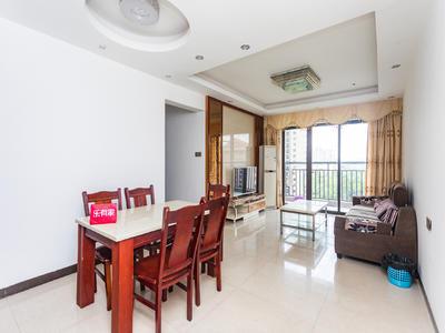 万科新筑西南精装3室2厅89.11m²-东莞皇家公馆租房