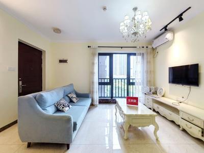 和平里精装三房,业主自住保养,看房有钥匙,拎包入住-深圳特发和平里二期租房