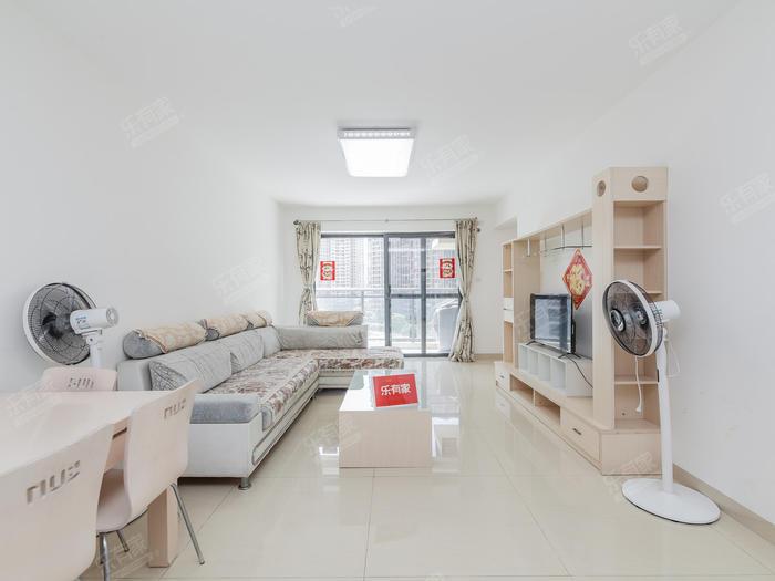 华盛新沙荟名庭(三期)客厅-1