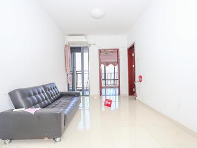 五和地铁口高楼层,朝南大两房,看房需要预约-深圳润创兴时代公寓租房