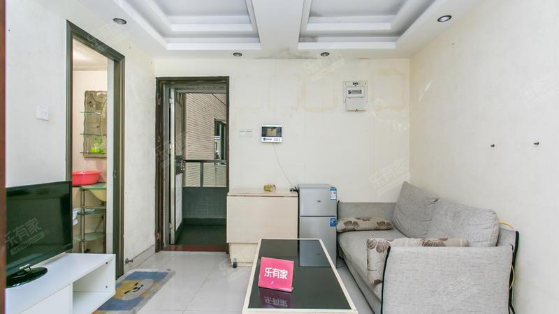 富通城三期客厅-1