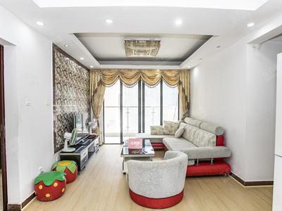 天域花园南北精装4室2厅89.03m²-惠州天域花园二手房