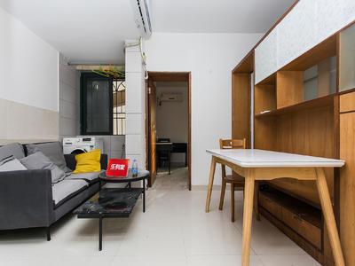 星海名城六期两房,宽敞明亮大气户型方正,花园社区配套完善-深圳星海名城六期租房