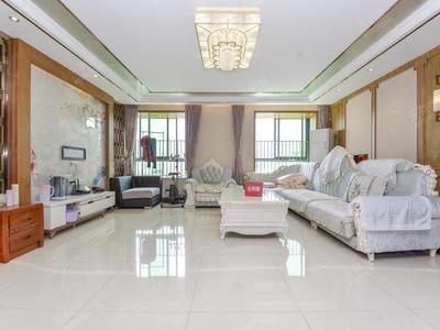 皇御苑一期少有大户型出租,安静看花园-深圳皇御苑A区租房
