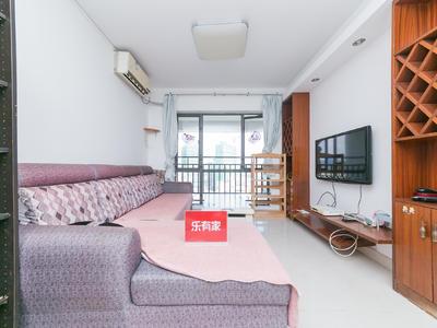 梅林精装两房,户型方正,采光通透-深圳尚书苑租房
