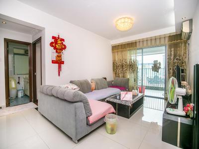 奢侈大两房,不知道能不能配得上优秀的您-深圳现代城华庭二手房