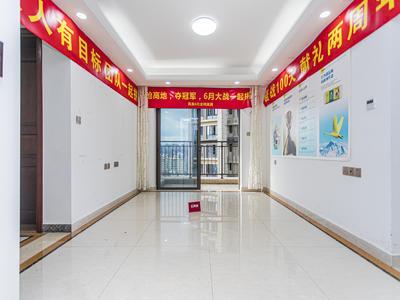 地铁5号线,次新小区,精装电梯四房,业主诚售-深圳德润荣君府二手房