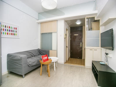 新一代少有长阳台,可做多一个小房间,低于市场价格,红本满五!-深圳新一代大厦二手房