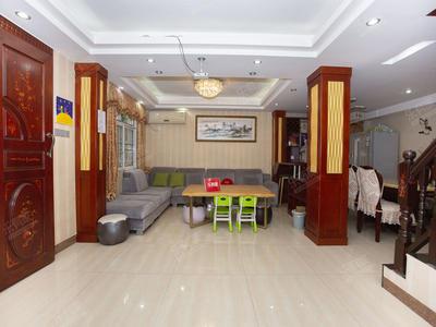 罗湖旧*改超实用3层大复式6房业主诚售-深圳龙园山庄二手房