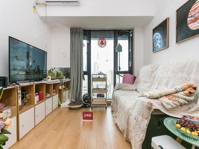 花乡家园 西北 普装 1室 1厅 38.03m² -深圳花乡家园二手房