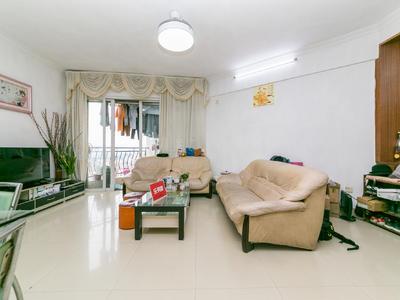 富好城一期西南普装3室2厅-广州富好城一期二手房