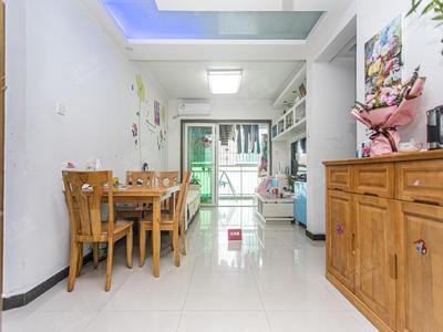 潜龙鑫茂花园,精装大3房,客厅出阳台,满五年免个税,双地铁口-深圳潜龙鑫茂花园二手房