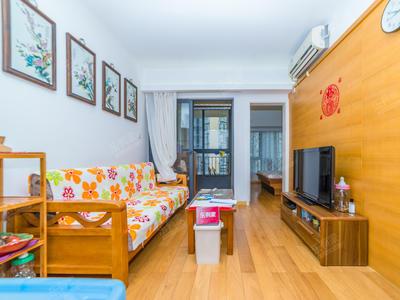 中海康城,精装一房,满五唯一,红本在手,业主诚心出售-深圳中海康城花园二手房