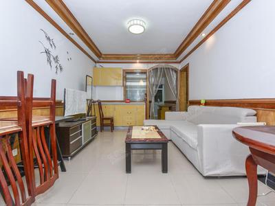 温馨舒适,精装三房,南北通透,双向采光,方正户型-深圳景新花园二手房