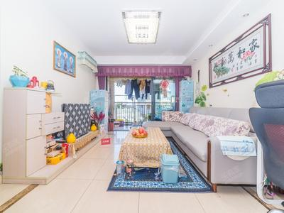 中海康城,精装两房,满五唯一,红本在手,业主诚心出售-深圳中海康城花园二手房