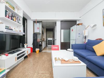 新一代大厦南精装1室1厅43.83m²-深圳新一代大厦二手房