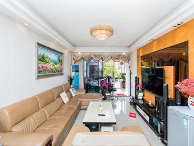 精装修大四房,房子的空间利用率很高。-深圳金地梅陇镇花园一期二手房