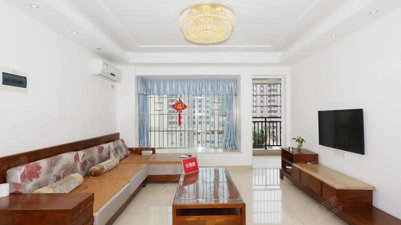 弘泰豪庭客厅-1