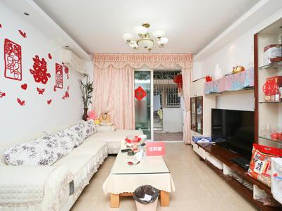 越海家园三居室,精装修,拎包入住,近地铁,可改小三房-深圳越海家园二手房