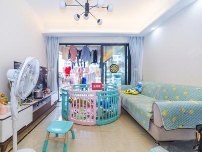 中海康城花园,精装两房,业主诚心出售,安静看花园-深圳中海康城花园二手房