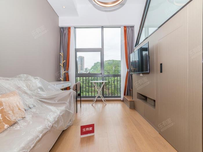 仁恒梦公寓客厅-1