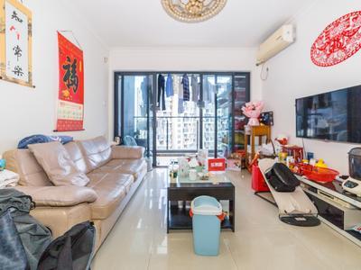 三号线加14号线双地铁环绕,房子精装,正常出租-深圳中海大山地租房