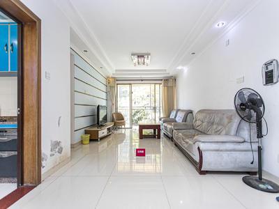 业主诚心出租,客厅有大阳台,居住舒适-深圳中海月朗苑租房