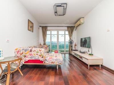 白石洲地铁口精装2房,高层看高尔夫和塘朗山-深圳中海深圳湾畔花园二手房