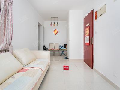 高楼层,满五年,少量欠款,通风采光非常好,居住很舒适-深圳世纪春城三期二手房