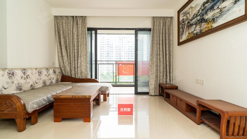 华茵桂语客厅-1