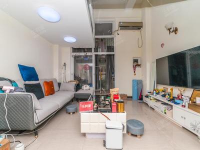 荷坳地铁口,业主自住精装,看房方便,4.2层高挑空-深圳水晶之城二手房