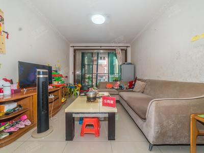 水晶安静2房,但距离地铁口近,业主诚心出售-深圳水晶之城二手房