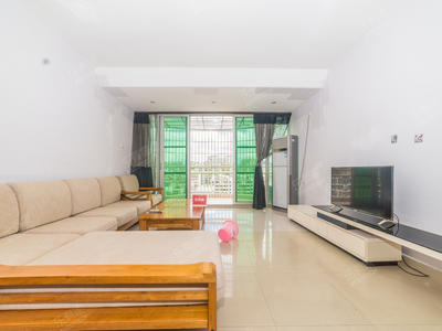 精装三房,状态好,满五年产权清晰,厅出阳台-深圳愉园新苑二手房
