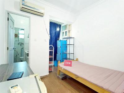 此房是单间户型,格局方正,厨卫独立,有阳台-深圳雅仕居租房