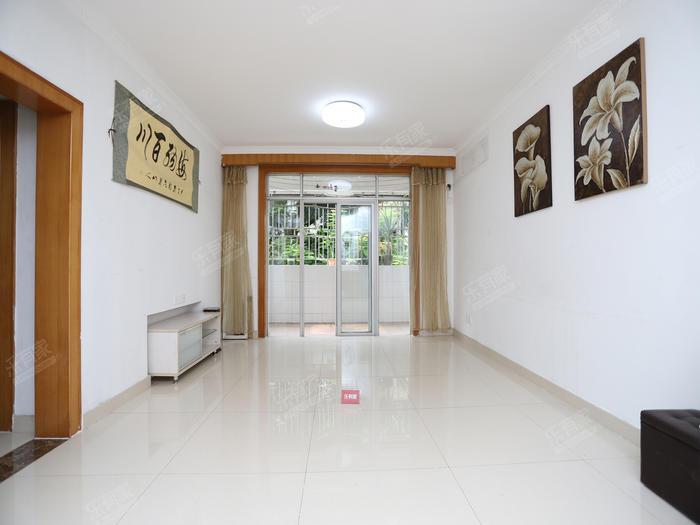 香荔花园一期客厅-2
