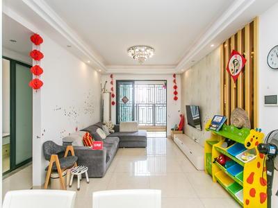 龙胜地铁口精装三房,业主诚心出租,看房方便-深圳和平里花园租房