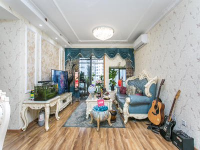 企鹅岛旁,品质好房,豪华装修拎包入住-深圳海语西湾二手房