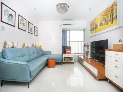 现代城精装两房,可以轻松该多一个房间,业主诚心出售!-深圳现代城华庭二手房
