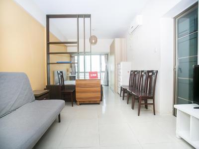 朝东一房,高层海景,第一次出租,家私齐全,价格可谈-深圳新一代大厦租房