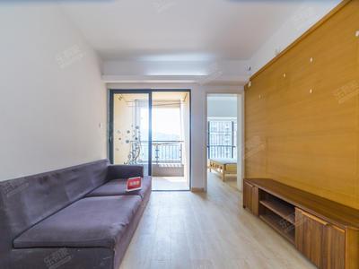 中海康城,精装一房,满五年,少量欠款,高楼层,视野开阔-深圳中海康城花园二手房
