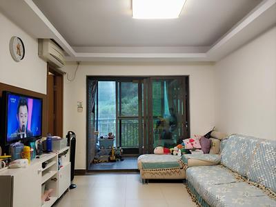 万科清林径一期,业主精装修2室2厅3阳台,业主诚心出售