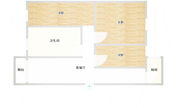 新世纪丽江豪园1期户型图