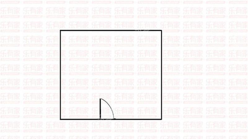 雍雅山庄中环商住小区户型图