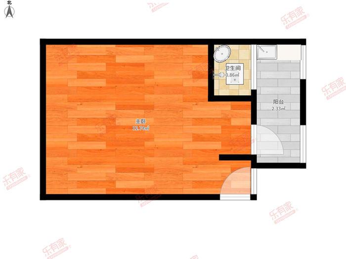 华尚公寓户型图
