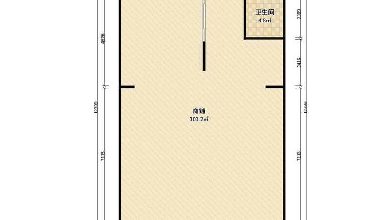 锦绣御景国际四期户型图