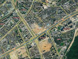 远洋新干线晶钻广场实景图