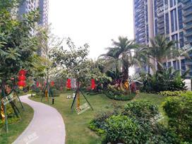 海德花园实景图