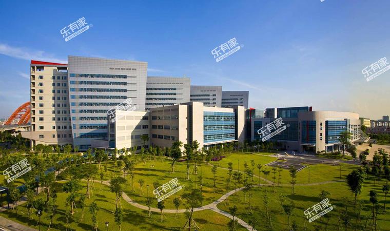 中惠松湖城医院简介图