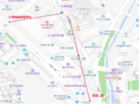 中熙香缤山实景图