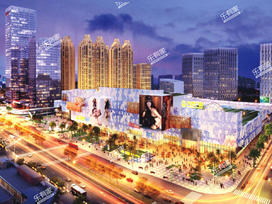 丰泰城实景图